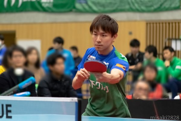 <1位>丹羽孝希選手 (写真提供:misaki2828さん /twitter @misaki₋₋2828 )