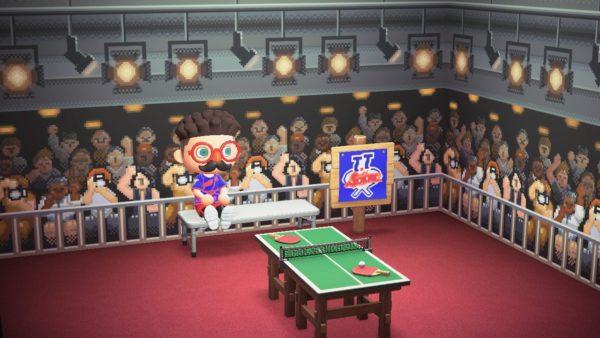 「Tリーグ T.T彩たま ホームゲーム風」〈ごっつ〉さん
